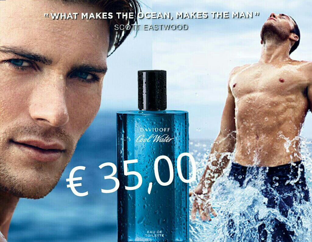 davidoff cool water offerta